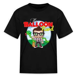 Lil Rascalls Balloon Nerd  - Kids' T-Shirt