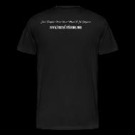 T-Shirts ~ Men's Premium T-Shirt ~ Romance Reader Tee