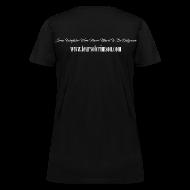 T-Shirts ~ Women's T-Shirt ~ 1/2 Cocked Bag