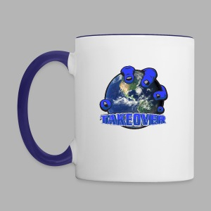 Takeover Coffee Mug - Contrast Coffee Mug