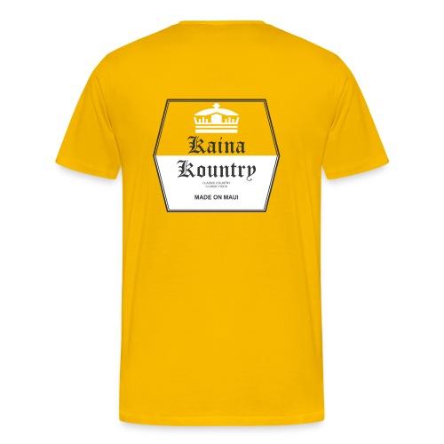 Korona Kountry Men's T - Men's Premium T-Shirt