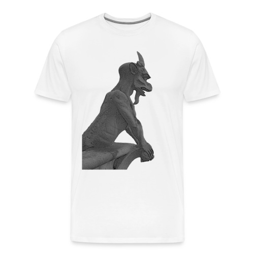 Gargoyle Mens - Men's Premium T-Shirt