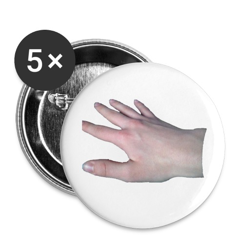 Etiv's hand buttons - Small Buttons
