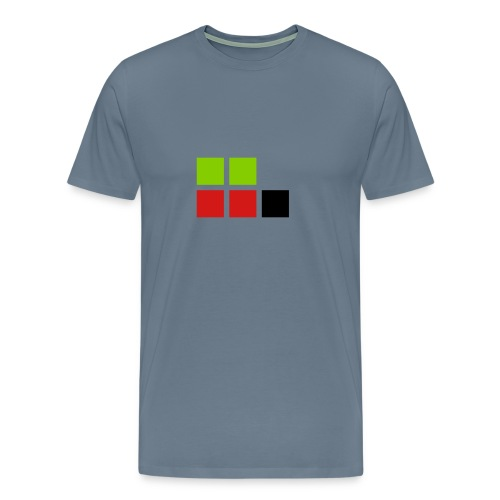colors_similar - Men's Premium T-Shirt
