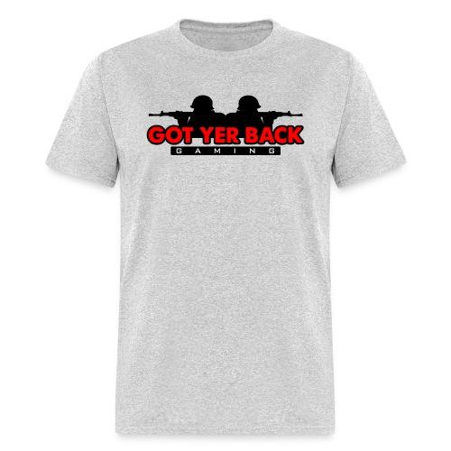 MENS SOLDIER SILHOUETTE / LIGHT - Men's T-Shirt