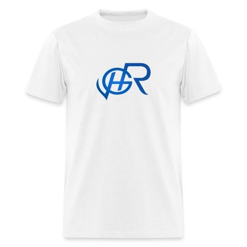 Haunted Ryze Simple Logo T-Shirt - Men's T-Shirt