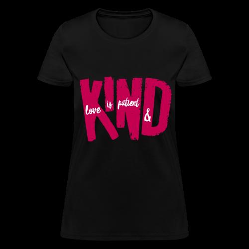 Patient & Kind - Women's T-Shirt