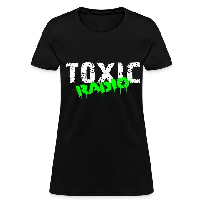 Toxic Radio Girl Shirt