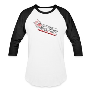 Tattoo Removal Tool - Woman - Baseball T-Shirt