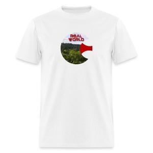 Real World - Men's T-Shirt