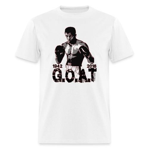 Ali G.O.A.T design - Men's T-Shirt
