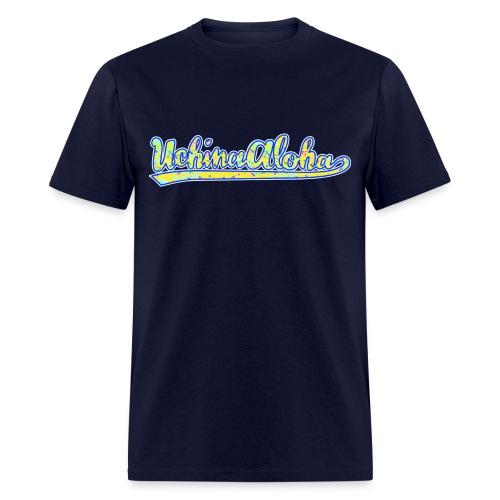 UchinaAloha Logo -- MENʻS T-Shirt - Men's T-Shirt