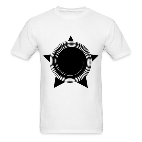 Dark whole BSP - Men's T-Shirt