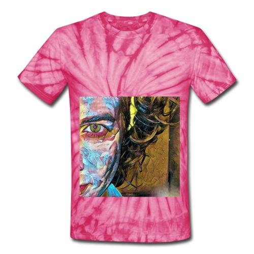Virginia Gavazzi Design - Unisex Tie Dye T-Shirt