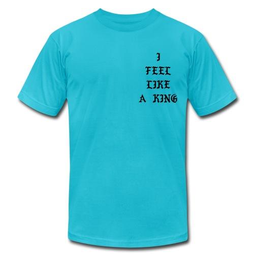I Feel Like A King - Men's Fine Jersey T-Shirt