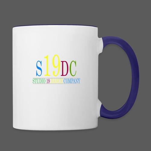 Contrast Coffee Mug - Contrast Coffee Mug
