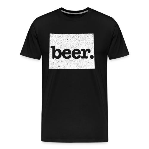 Colorado State Beer - Men's Premium T-Shirt