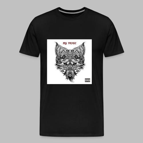 My Pride EP Men's Black Shirt - Men's Premium T-Shirt