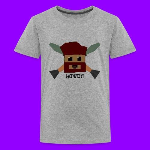 HOWDY! Kids T-Shirt - Kids' Premium T-Shirt