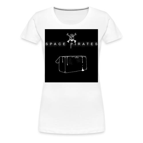 Space Treasure - Women's Premium T-Shirt
