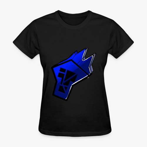 Tytindo-Gaming (Full Logo) T-Shirt (WOMEN) - Women's T-Shirt