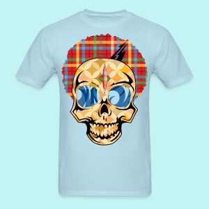 Wiz Khalifa Skully - Men's T-Shirt