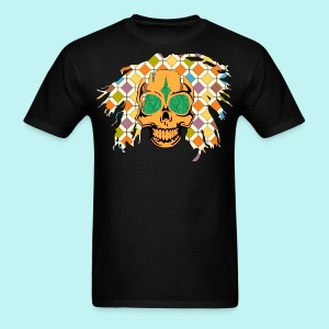 Bob Marley Skully 2 - Men's T-Shirt