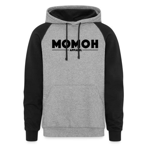 Momoh Colorblock Hoodie - Colorblock Hoodie
