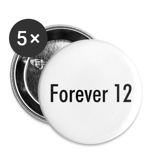 Forever 12 Small Buttons - Small Buttons