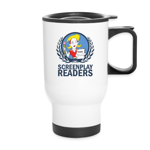 Screenplay Readers Travel Mug - Travel Mug