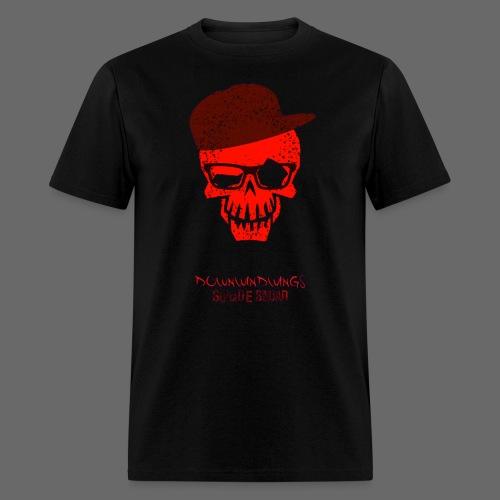 DownWindWings | Suicide Squad (YT Promotion Black T-Shirt) 2.0 - Men's T-Shirt