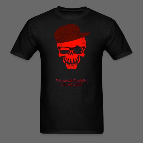 DownWindWings | Suicide Squad (YT Promotion Black T-Shirt) 2.0 - Men's T-Shirt