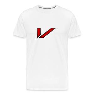 VaRix Clan T-Shirt (White) - Men's Premium T-Shirt