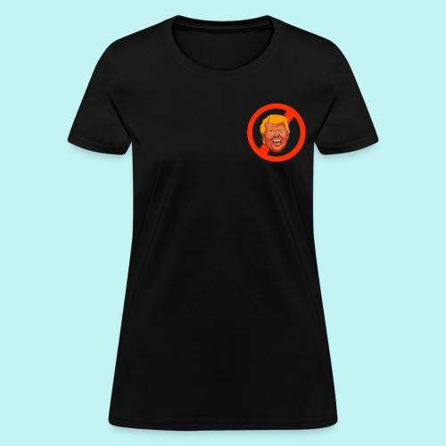 Dump Trump Women's Tee - Women's T-Shirt