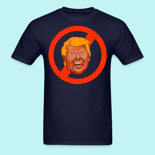 Dump Trump Men's Tee - Men's T-Shirt