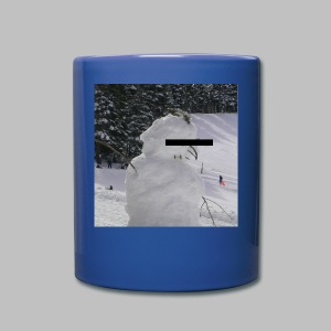 Beasts Blue Mug - Full Color Mug