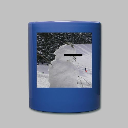 Beasts Blue Mug - Full Color Mug