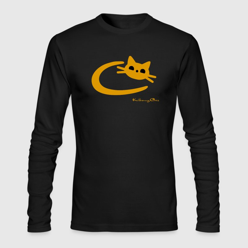 kilkenny cats  - Men's Long Sleeve T-Shirt by Next Level