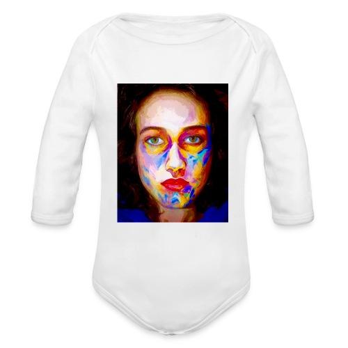 Virginia Gavazzi Design - Organic Long Sleeve Baby Bodysuit