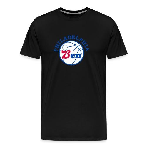 76ers Ben T-Shirt - Men's Premium T-Shirt