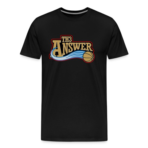 The Answer T-Shirt - Men's Premium T-Shirt