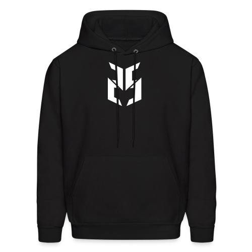 Neonzs Black Hoodie - Men's Hoodie
