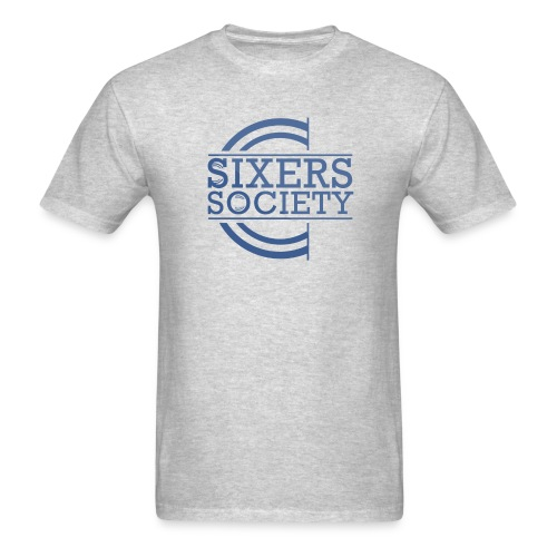 Sixers Society Official T-Shirt - Men's T-Shirt
