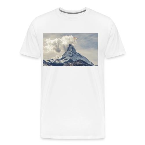 Mt. Pig - Men's Premium T-Shirt