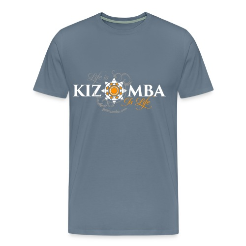 Kizomba is Life - Men's Premium T-Shirt