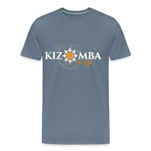 Kizomba is Life - Men's Premium T-Shirt