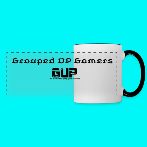 GUP Logo (2016) - Panoramic Mug