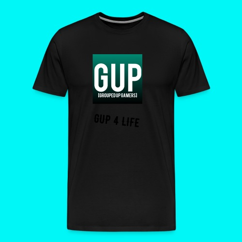 GUP Logo (2016) - Men's Premium T-Shirt