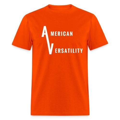 American Versatiltiy Men's T-shirt - Men's T-Shirt