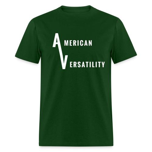American Versaitlity Men's T-Shirt - Men's T-Shirt
